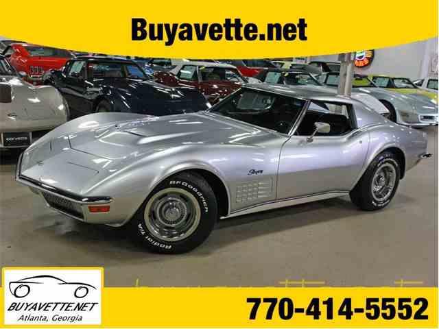 Picture of '71 Corvette - M9B9