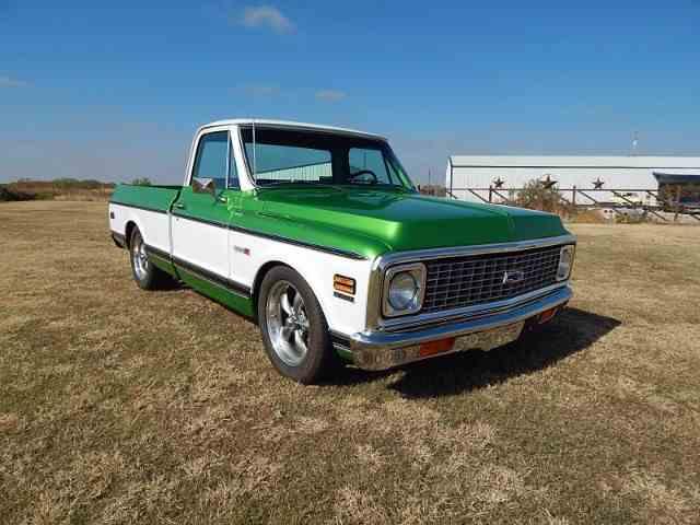 1972 Chevrolet C10 | 1038503