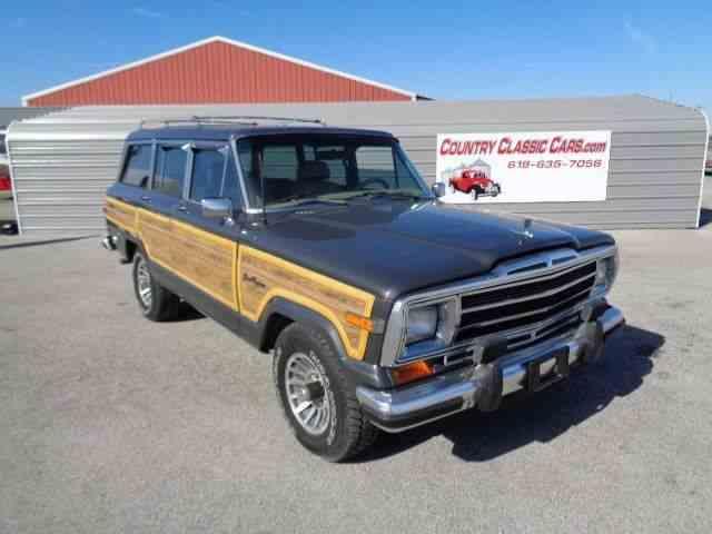 1989 Jeep Wagoneer   1038517