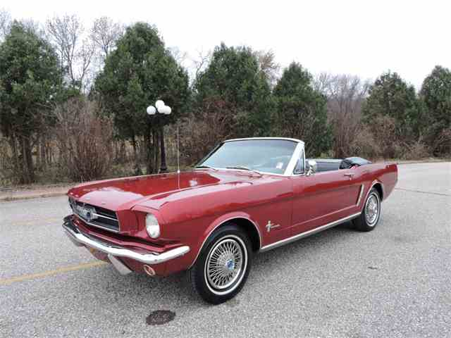 1965 Ford Mustang | 1038528