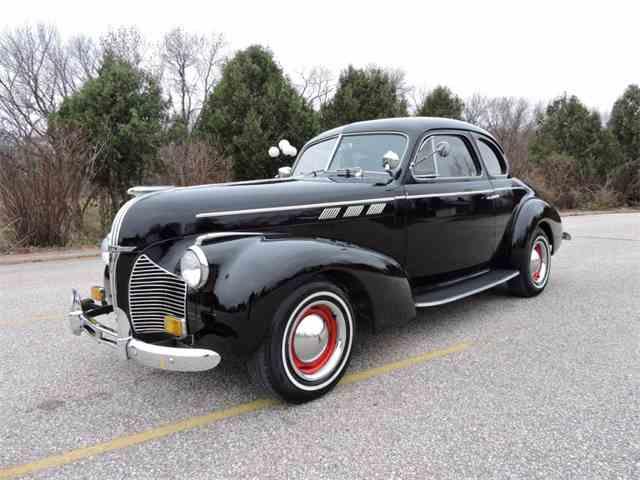 1940 Pontiac Coupe | 1038530