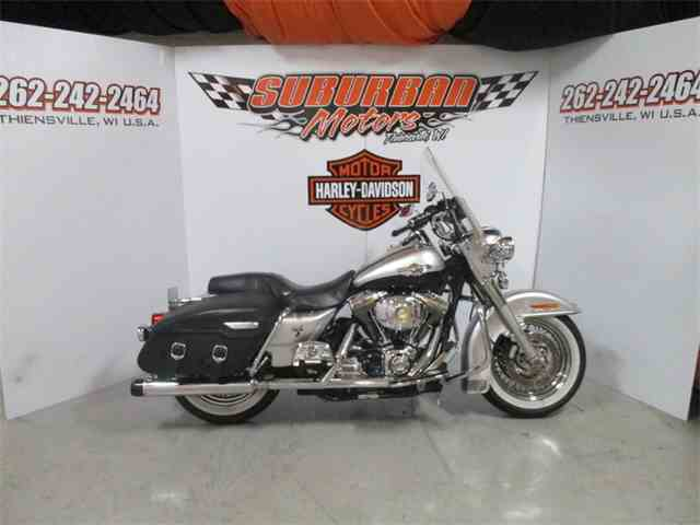 2003 Harley-Davidson® FLHRC - Road King® Classic | 1038538