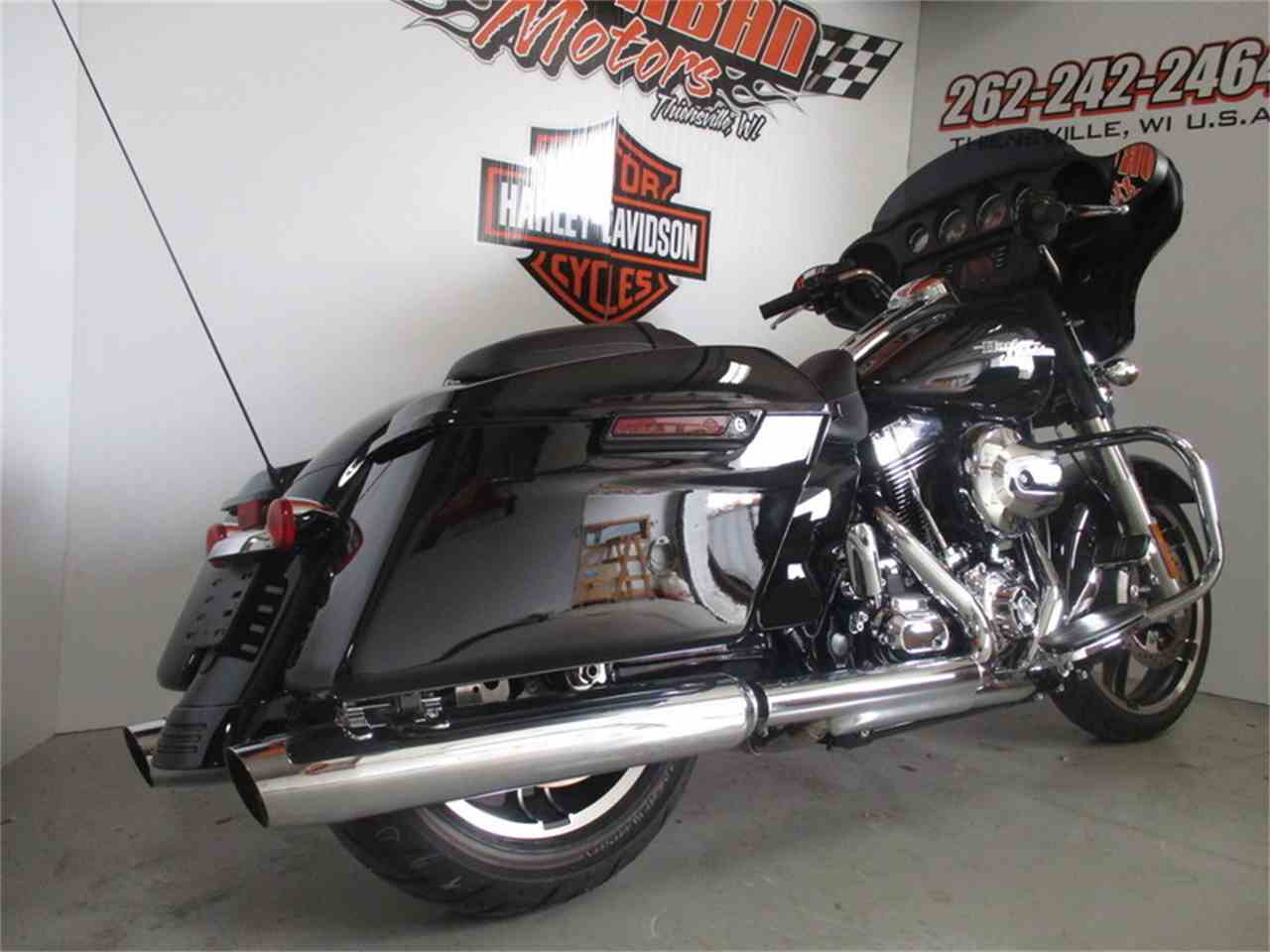 Large Picture of '16 FLHX - Street Glide® - M9CC