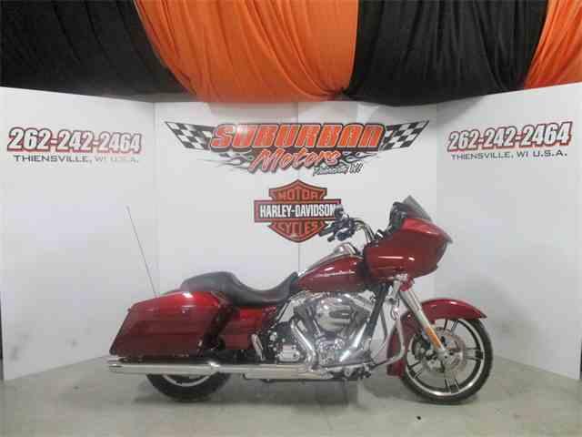2016 Harley-Davidson® FLTRXS - Road Glide® Special   1038541