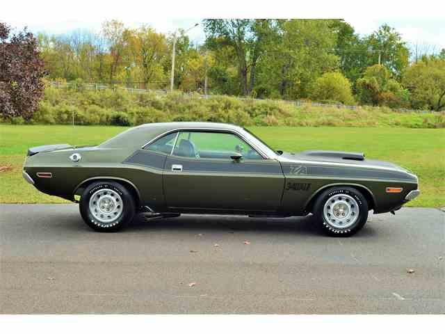 1970 Dodge Challenger T/A | 1030856