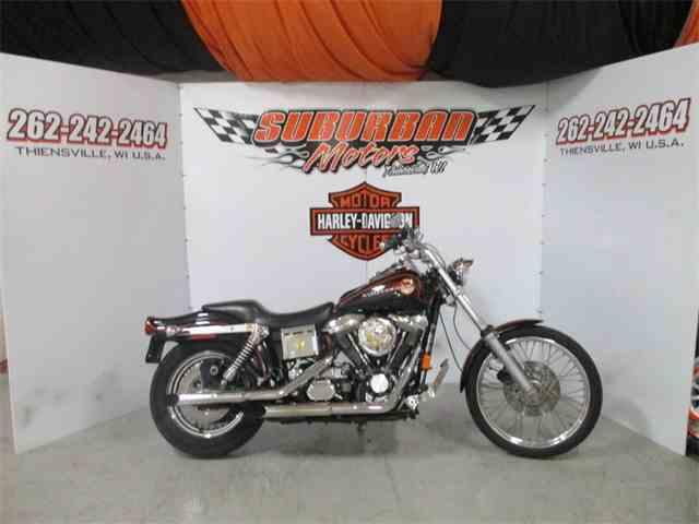 1993 Harley-Davidson FXDWG | 1038563