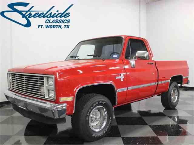 1987 Chevrolet Silverado | 1038564