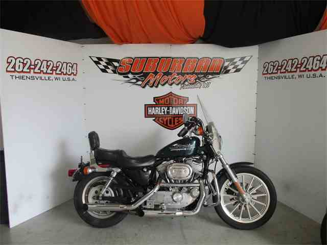 2001 Harley-Davidson® XL883 Hugger   1038565