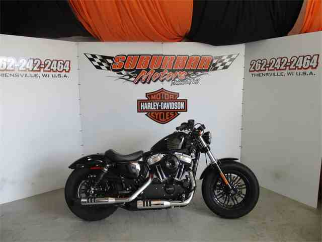 2016 Harley-Davidson® XL1200X - Sportster® Forty-Eight® | 1038570