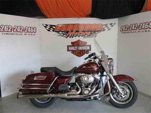 2008 Harley-Davidson® FLHR - Road King® | 1038577