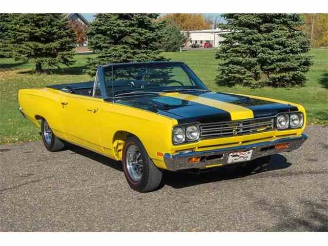 1969 Plymouth Road Runner | 1038592