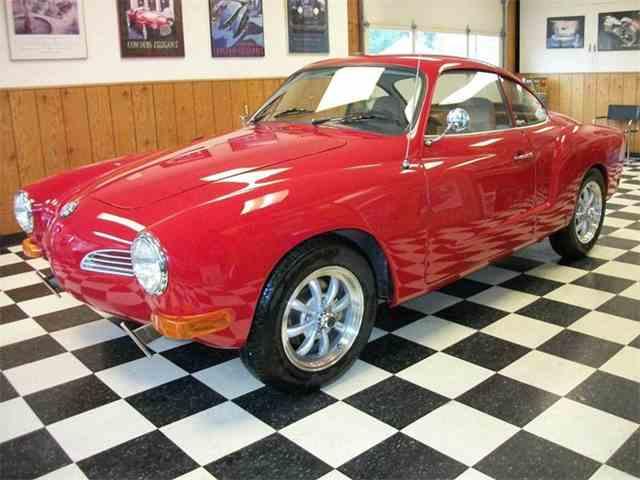 1974 Volkswagen Karmann Ghia | 1038618