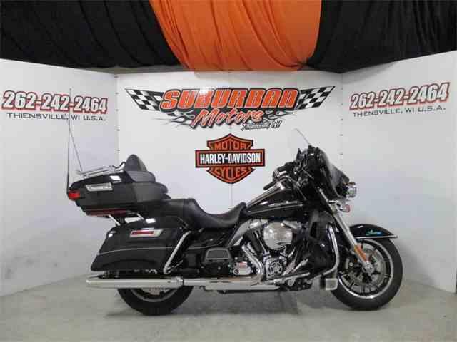 2016 Harley-Davidson® FLHTK - Ultra Limited | 1038621