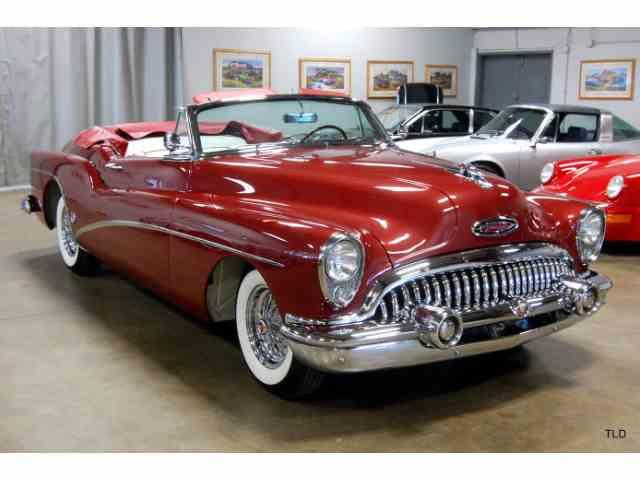 1953 Buick Skylark   1038636