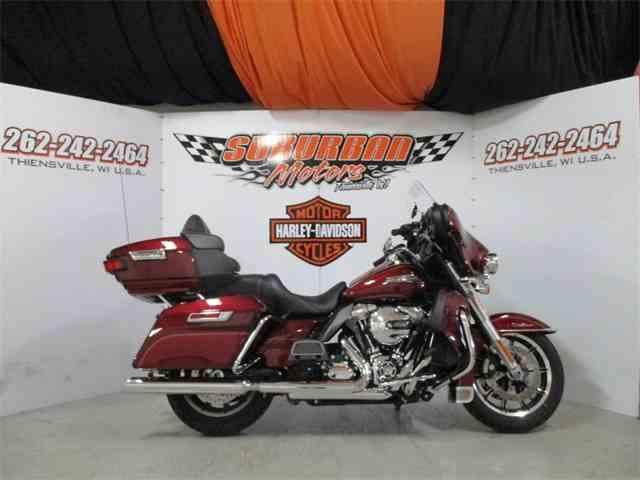2016 Harley-Davidson® FLHTCU - Electra Glide® Ultra Classic® | 1038637