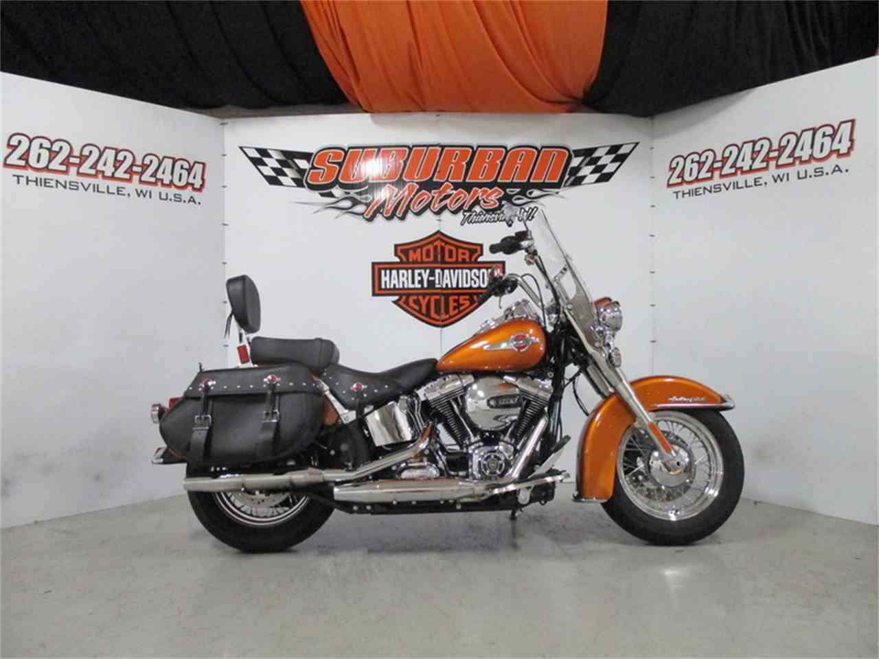 Large Picture of '16 FLSTC - Heritage Softail® Classic - M9F9