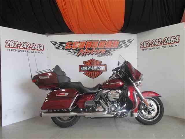 2016 Harley-Davidson® FLHTK - Ultra Limited | 1038650