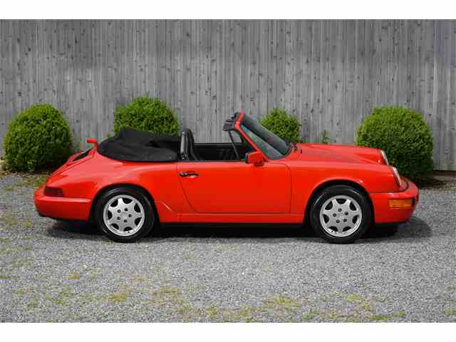 1990 Porsche Carrera | 1038660