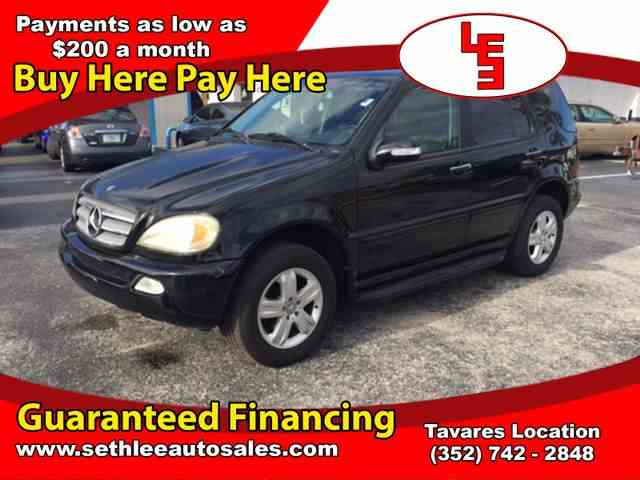 2005 Mercedes-Benz ML350 | 1038661