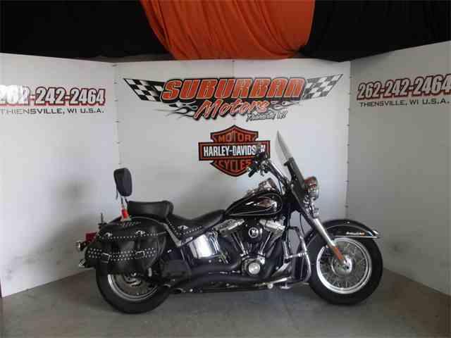 2009 Harley-Davidson® FLSTC - Heritage Softail® | 1038664