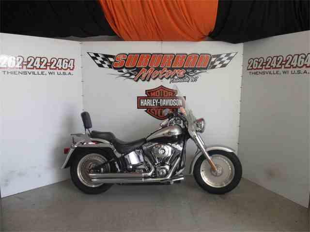2003 Harley-Davidson® FLSTF - Softail® Fat Boy® | 1038667