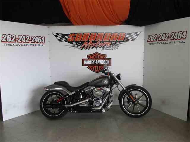 2016 Harley-Davidson® FXSB - Softail® Breakout® | 1038668