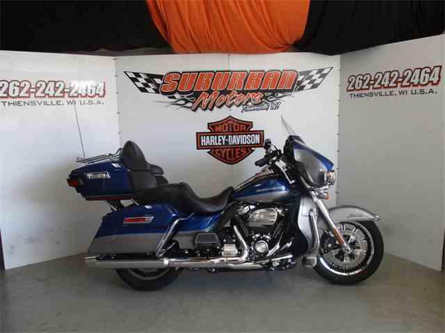 2017 Harley-Davidson® FLHTK - Ultra Limited | 1038673