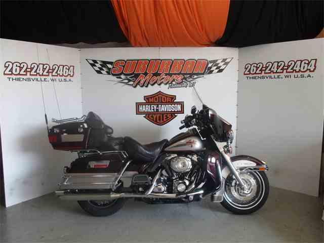 2007 Harley-Davidson® FLHTCU - Electra Glide® Ultra Classic | 1038675