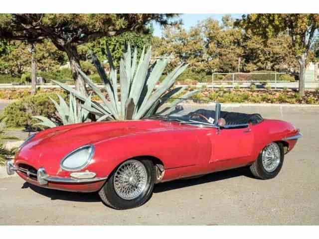 1966 Jaguar E-Type | 1038685