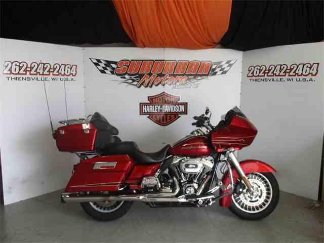 2012 Harley-Davidson® FLTRU - Road Glide® Ultra   1038687