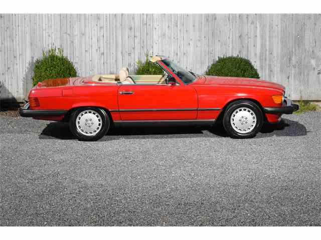 1989 Mercedes-Benz 560SL | 1038688