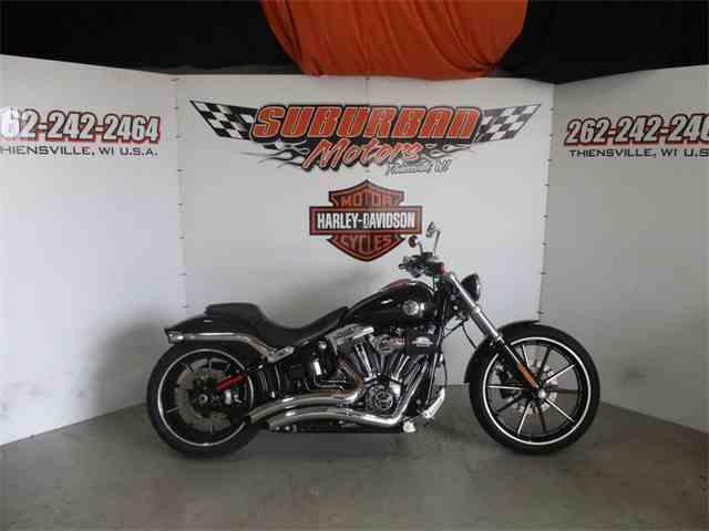 2015 Harley-Davidson® FXSB - Softail® Breakout® | 1038689