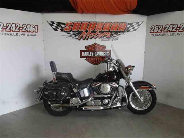 1998 Harley-Davidson® FLSTC - Heritage Softail® Classic | 1038693