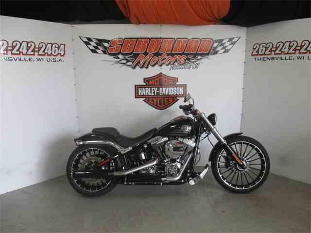 2017 Harley-Davidson® FXSB - Breakout®   1038694