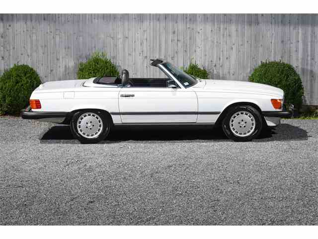 1989 Mercedes-Benz 560SL | 1038698