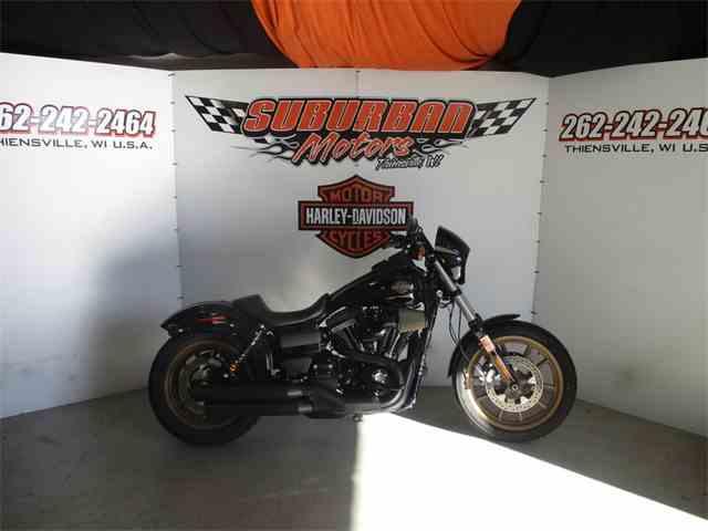 2016 Harley-Davidson® FXDLS - Low Rider® S   1038701