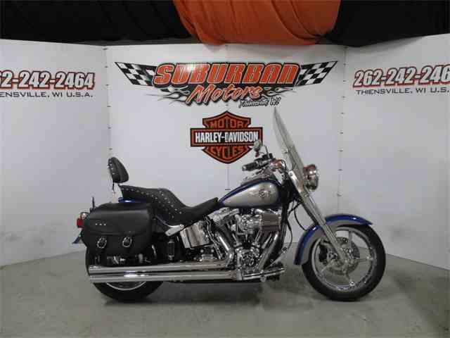 2017 Harley-Davidson® FLSTF - Fat Boy®   1038708