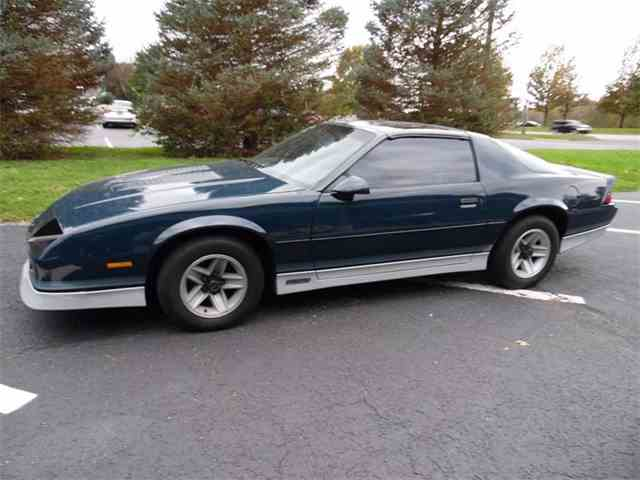 1982 to 1992 chevrolet camaro for sale on 106 available. Black Bedroom Furniture Sets. Home Design Ideas