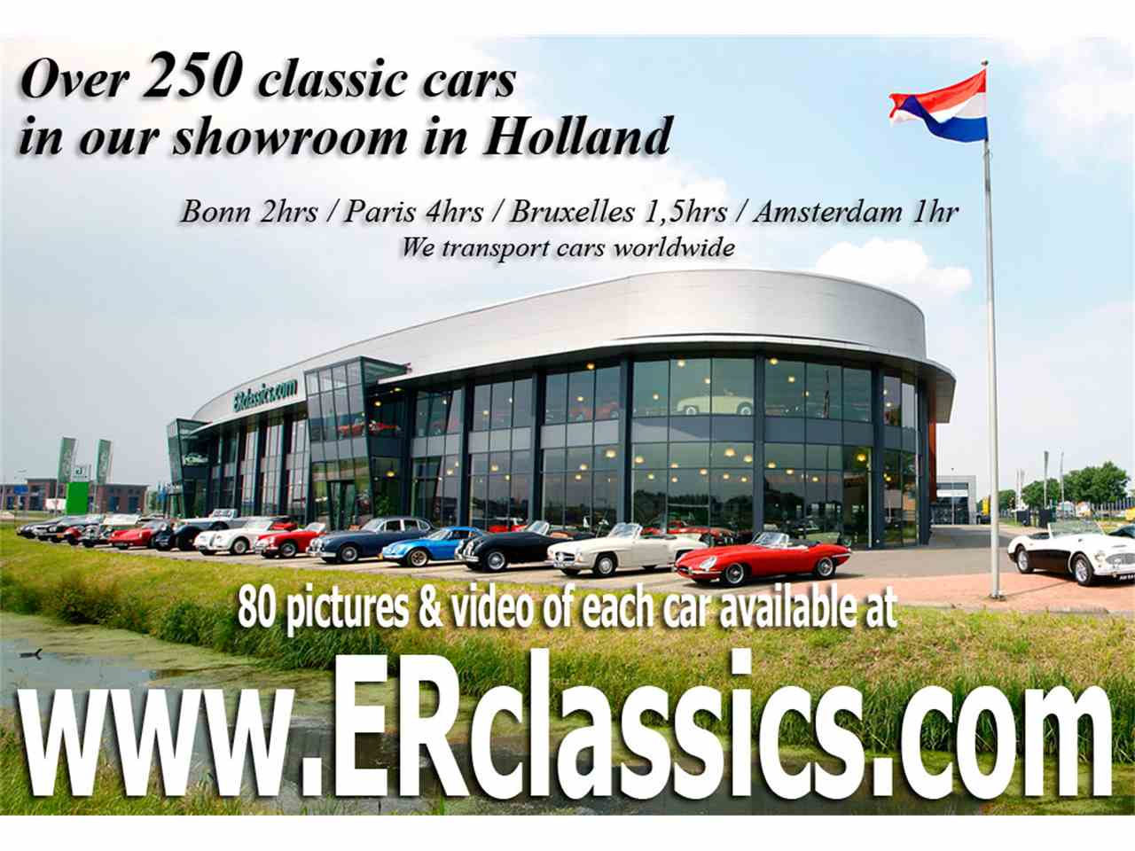 Large Picture of 1968 Mustang Offered by E & R Classics - M9HP