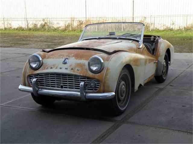 1959 Triumph TR3A | 1038735