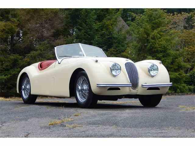 1954 Jaguar XK120 | 1038738