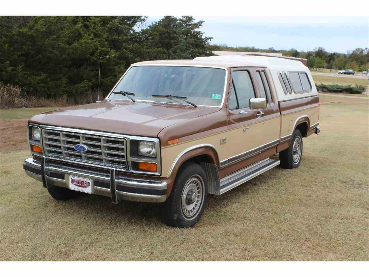 1986 Ford F150 Lariat For Sale