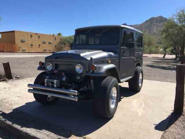 Picture of '69 Land Cruiser FJ - M9ID