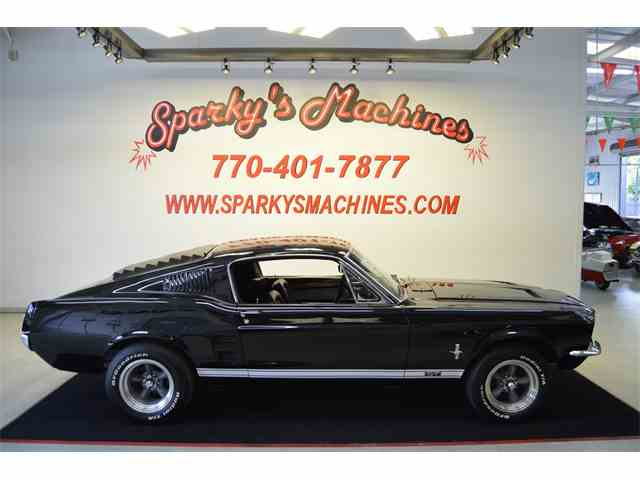 1967 Ford Mustang | 1038765