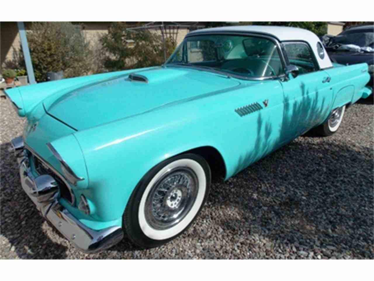 Large Picture of '55 Thunderbird - M9IR