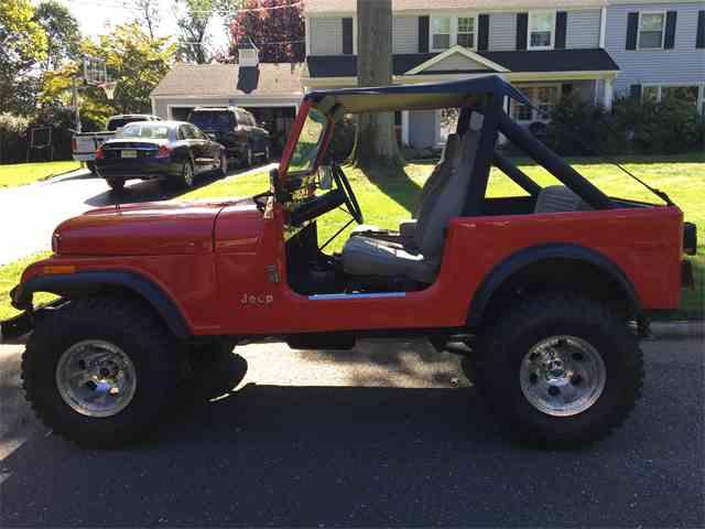 1979 Jeep CJ7 | 1038775