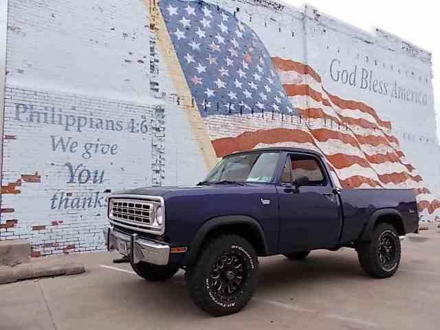 1974 Dodge D100 | 1038784