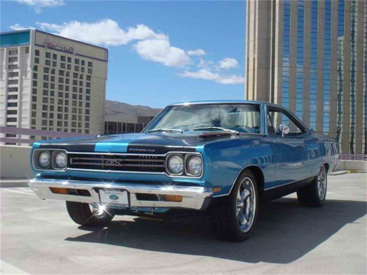 1969 plymouth gtx for sale cc 1038786. Black Bedroom Furniture Sets. Home Design Ideas