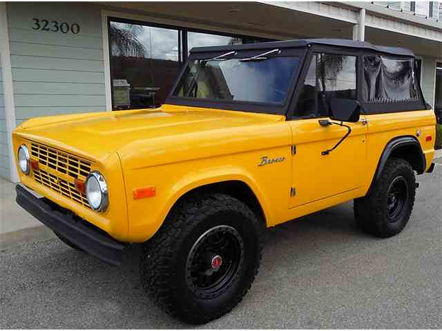 1974 Ford Bronco | 1038791