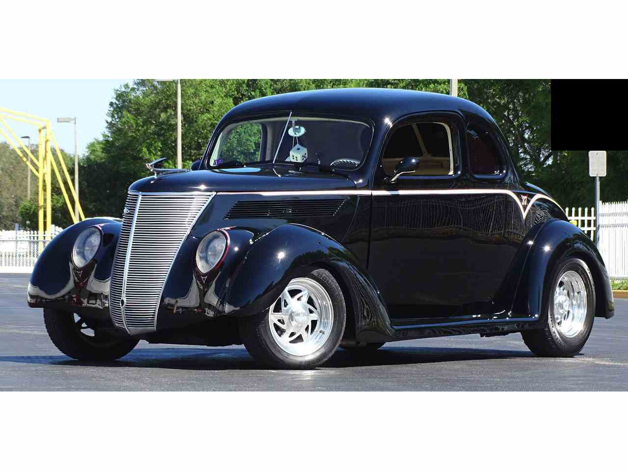 1937 Ford 3 Window With Minotti Body Autos Post